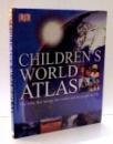 CHILDREN'S WORLD ATLAS by SIMON ADAMS, MARY ATKINSON , 2003