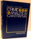 CHIMIE ANALITICA CANTITATIVA de GRIGORE POPA SI VASILICA CROITORU , 1971