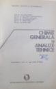 CHIMIE GENERALA SI ANALIZE TEHNICE  - MANUAL UNIC de LIGIA STOICA ...PETRU ONU , 1983