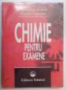 CHIMIE PENTRU EXAMENE de PARASCHIVA ARSENE , CLAUDIU SUPURAN , 1998