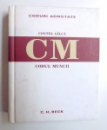 CODUL MUNCII de COSTEL GILCA , 2008