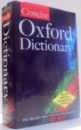 CONCISE OXFORD DICTIONARY by JUDY PEARSALL , 2001