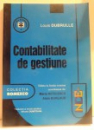 CONTABILITATE DE GESTIUNE de LOUIS DUBRULLE , 2002
