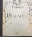 CONTINUAREA UTRENIEI, 1904