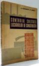 CONTROLUL CALITATII LUCRARILOR DE CONSTRUCTII de N. TEODORESCU, ST. ENESCU , 1963