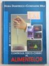CONTROLUL FIZICO-CHIMIC AL ALIMENTELOR de HORIA DUMITRESCU , CONSTANTINESCU MILU , 1997