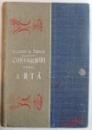 CONVORBIRI DESPRE ARTA CU 42 GRAVURI de E. PECAUT SI CH BAUDE , 1896