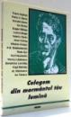 CULEGEM DIN MORMANTUL TAU LUMINA de FLOR STREJNICU , 1999