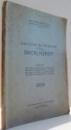 CULEGERE DE PROBLEME DE BACALAUREAT de M. GHERMANESCU , 1947