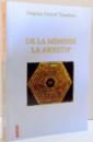 DE LA MIMESIS LA ARHETIP , EDITIA A II-A de DESPINA PETECEL THEODORU , 2006