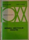 DEFINIREA OBIECTIVELOR EDUCATIEI de VIVIANE DE LANDSHEERE, 1979