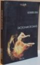 DICTIONAR DE DANS , 2001