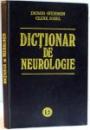 DICTIONAR DE NEUROLOGIE de DIOMID GHERMAN , CEZAR IONEL , 1994