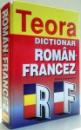 DICTIONAR ROMAN-FRANCEZ de ELENA GORUNESCU , 2007