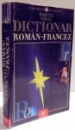 DICTIONAR ROMAN - FRANCEZ de MARCEL SARAS , 2003
