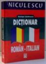 DICTIONAR ROMAN-ITALIAN de GEORGE LAZARESCU , 2003