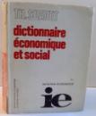 DICTIONNAIRE ECONOMIQUE ET SOCIAL de TH. SUAVET , 1962