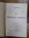 DIN TRECUTUL NOSTRU de A.VLAHUTA, ilustratii de STOICA DUMITRESCU, Bucuresti 1908 cu semnatura autorului