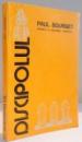 DISCIPOLUL , ANALIZA UNUI PROCES DE CONSTIINTA  de PAUL BOURGET , 1995