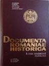 DOCUMENTA ROMANIAE HISTORICA -  B. TARA ROMANEASCA  VOL. XXIX (1643 - 1644) , volum intocmit de VIOLETA BARBU , GHEORGHE LAZAR  (coordonatori ) , 2017