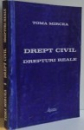 DREPT CIVIL , DREPTURI REALE , 2000