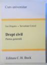 DREPT CIVIL . PARTEA GENERALA de ION DOGARU si SEVASTIAN CERCEL, 2007