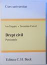 DREPT CIVIL. PERSOANELE de ION DOGARU si SEVASTIAN CERCEL , 2007