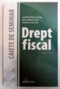 DREPT FISCAL - EDITIA A III - A de COSMIN FLAVIUS COSTAS ...SEPTIMIU IOAN PUT , 2017