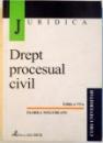 DREPT PROCESUAL CIVIL , EDITIA A VI A REVAZUTA SI ADAUGITA , 2002