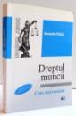 DREPTUL MUNCII , EDITIA A II - A REVIZUITA - CURS UNIVERSITAR de ALEXANDRU TICLEA , 2008