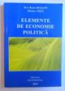 ELEMENTE DE ECONOMIE POLITICA de DAN RADU RUSANU si DORINA NITA , 2005