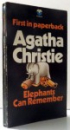 ELEPHANTS CAN REMEMBER by AGATHA CHRISTIE , 1972