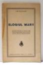 ELOGIUL MARII de I. GR. PETRIETEANU , 1938