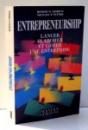 ENTREPRENEURSHIP par ROBERT D. HISRICH , MICHAEL P. PETERS , 1991