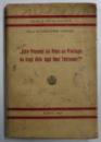 ESTE PRIMATUL LUI PETRU UN PRIVILEGIU DE DREPT DIVIN DUPA NOUL TESTAMENT , 1940