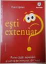 ESTI EXTENUAT ? PUNE CAPAT EPUIZARII SI SIMTE-TE MINUNAT DIN NOU ! de FRANK LIPMAN , 2009