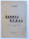 EXODUL RURAL de D. R. IOANITESCU , 1940