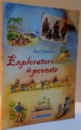 EXPLORATORI DE POVESTE , ILUSTRATII: IAN McNEE , 2009