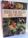 FOOD FOR HEALTH & HEALING de GEORGE BLACKBURN , 1999