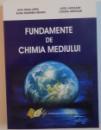 FUNDAMENTE DE CHIMIA MEDIULUI de ALFA XENIA LUPEA, DORINA ARDELEAN, 2008