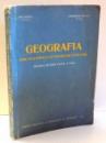 GEOGRAFIA , FIZICA GENERALA CU NOTIUNI DE GEOLOGIE , MANUAL PENTRU CLASA A VII-A de ION ROSCA , GHEORGHE MAFTEI , 1963