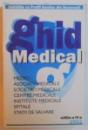 GHID MEDICAL ( UNITATILE CU PROFIL SANITAR DIN BUCURESTI)  , EDITIA A IV - A , 2001