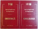 GINECOLOGIE SI OBSTETRICA , VOL. I - II de VIRGILIU ANCAR si CRINGU IONESCU , 1999