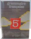 GRAMMAIRE FRANCAISE de ANNICK MAUFFREY SI ISDEY COHEN , 1987