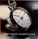 GREAT OLYMPIC MOMENTS IN TIME, 2007