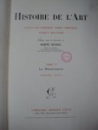 Histoire de l'Art, par Andre Michel, Tom IV, Paris, 1909