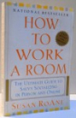 HOW TO WORK A ROOM de SUSAN ROANE , 2000