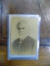 I. C. Bratianu,  fotografie originala tip cabinet