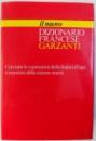 IL NUOVO DIZIONARIO FRANCESE GARZANTI , 1991