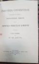 INDUSTRIA CONSERVELOR , STUDIU ECONOMIC DE DR. GR. ANTIPA - BUCURESCI 1898